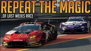 Gran Turismo Sport: Incredible Race Last Week, Can I Repeat it?