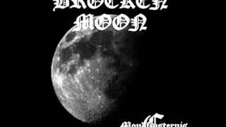 Brocken Moon Die Einsamkeit Meiner Seele