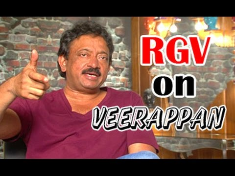 Ram Gopal Varma: ''Veerappan'' is the Reality of how he was Actually Hunted Down | Interview | Zarine