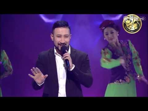 Uyghur singer Adiljan-singing Yarigulla