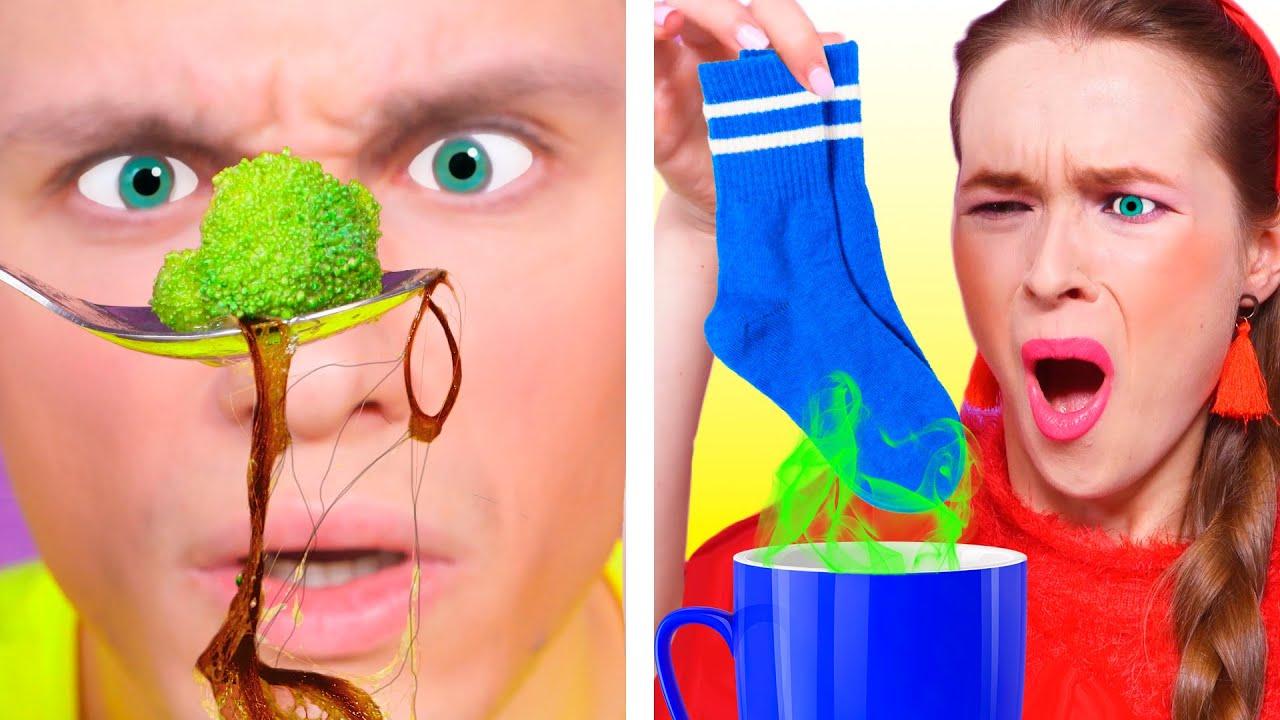 MÄDCHEN VS JUNGEN   Echte Unterschiede Und Lustige Situationen von Ideas 4 Fun