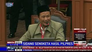 Download Tim Kuasa Hukum Pemohon Tanyai Saksi Soal DPT Siluman Mp3 and Videos
