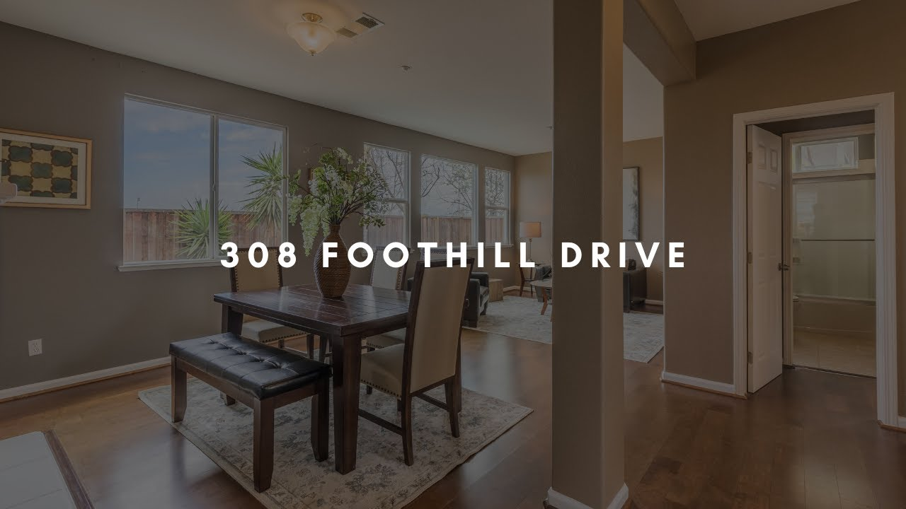 308 Foothill Drive, Brentwood, CA 94513