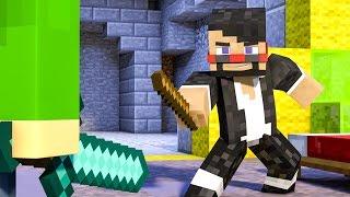 THE BEST WEAPON IN MINECRAFT (Minecraft Animation)