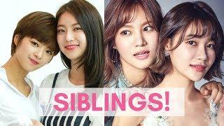 Baixar Famous KOREAN Celebrity SIBLINGS!