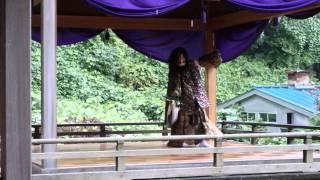 石井神社秋季例大祭 大和舞 真榊