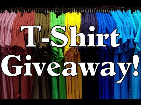 tulo t shirt giveaway