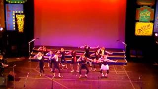 SHOWSTOPPERS Hot Honey Rag