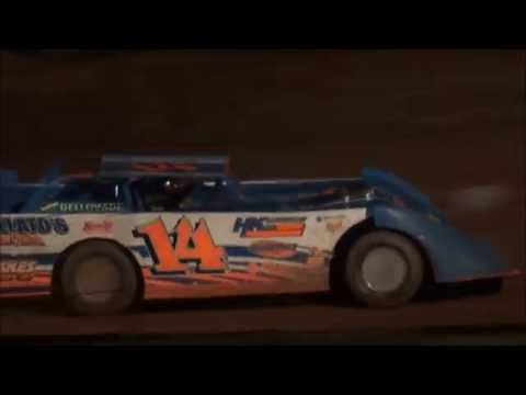 Midway Speedway Late Model Feature 8-5-2016