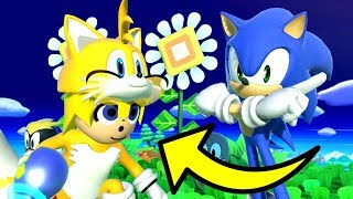 Sonic Finds Tails In Smash Bros! - Super Smash Bros Ultimate Movie