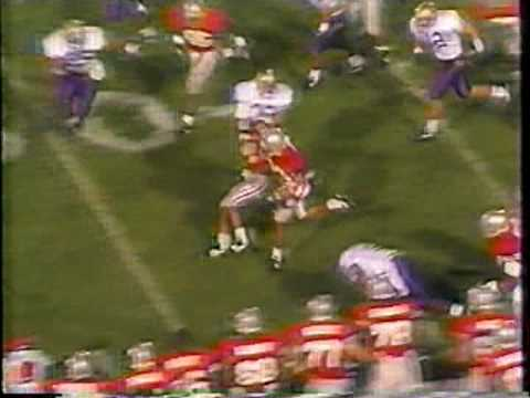 1993: Ohio State v. Washington (Drive-Thru)