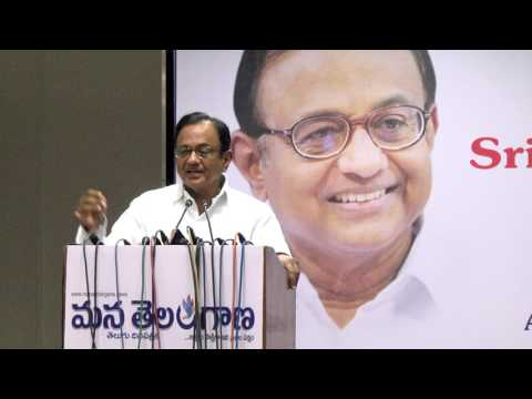Former Finance Minister P.Chidambaram Lecture On Demonetisation-1