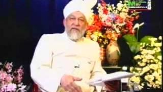 Ahmadiyya Khalifa reply to Anti Ahmadiyya Allegations 4/6