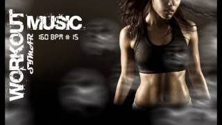 Workout music Hits Aerobic Fev 2016 #15 - 160 bpm - Cardio Box, Body Impact