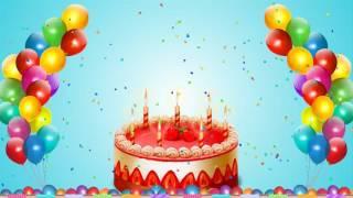 оригинальное поздравление на день рождения ребенку, красивая детская песня с днем рождения