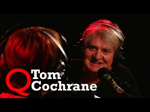 "Tom Cochrane brings ""Take It Home"" to Studio Q"