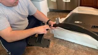 LG Nanocell 55SM9000PUA unboxing #InsidersLGTV