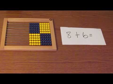 Al Abacus Part 1 How To Use The Abacus To Teach Simple Addition