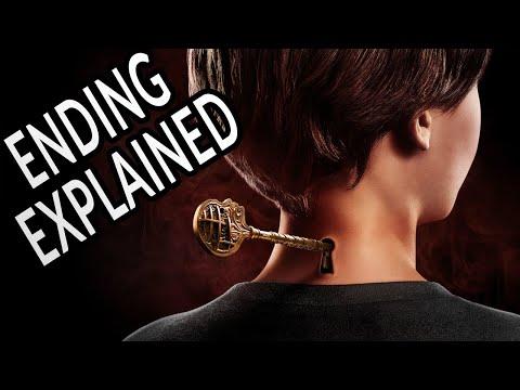 LOCKE AND KEY Ending Explained! Keys, Demons, And Season 2 Theories!