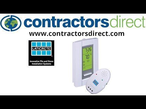 Th 115 Thermostat Setup Guide Doovi