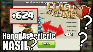 Nasıl Kupa Kasarım? Bilinmeyenler Clash of Clans