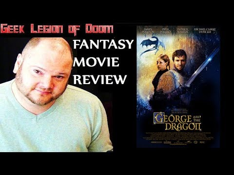 GEORGE AND THE DRAGON ( 2004 James Purefoy ) aka DRAGON SWORD Fantasy Movie Review