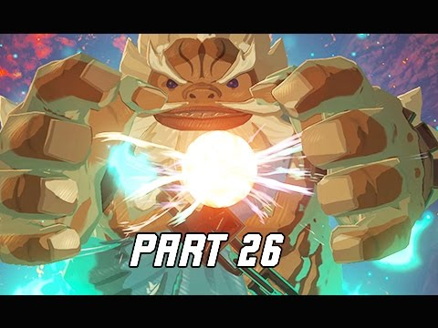 Legend of Zelda Breath of the Wild Walkthrough Part 26 - Daruk's Protection (Let's Play)