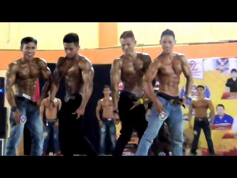 234 SC Challenge Body Contest 2017, Cibinong - Middle Muscle Big 10 part 02