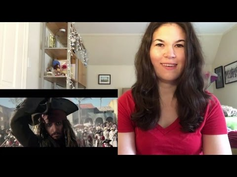 Pirates Of The Caribbean: Dead Men Tell No Tales - Trailer 2 Reaction & Review