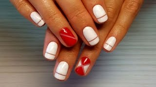 Дизайн ногтей гель-лак shellac - Роспись ногтей (видео уроки дизайна ногтей)(Видео уроки дизайна ногтей - Роспись ногтей Данные видео уроки дизайна ногтей предназначены для начинающи..., 2015-08-26T07:45:54.000Z)