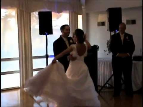 Our First Dance August 3, 2012