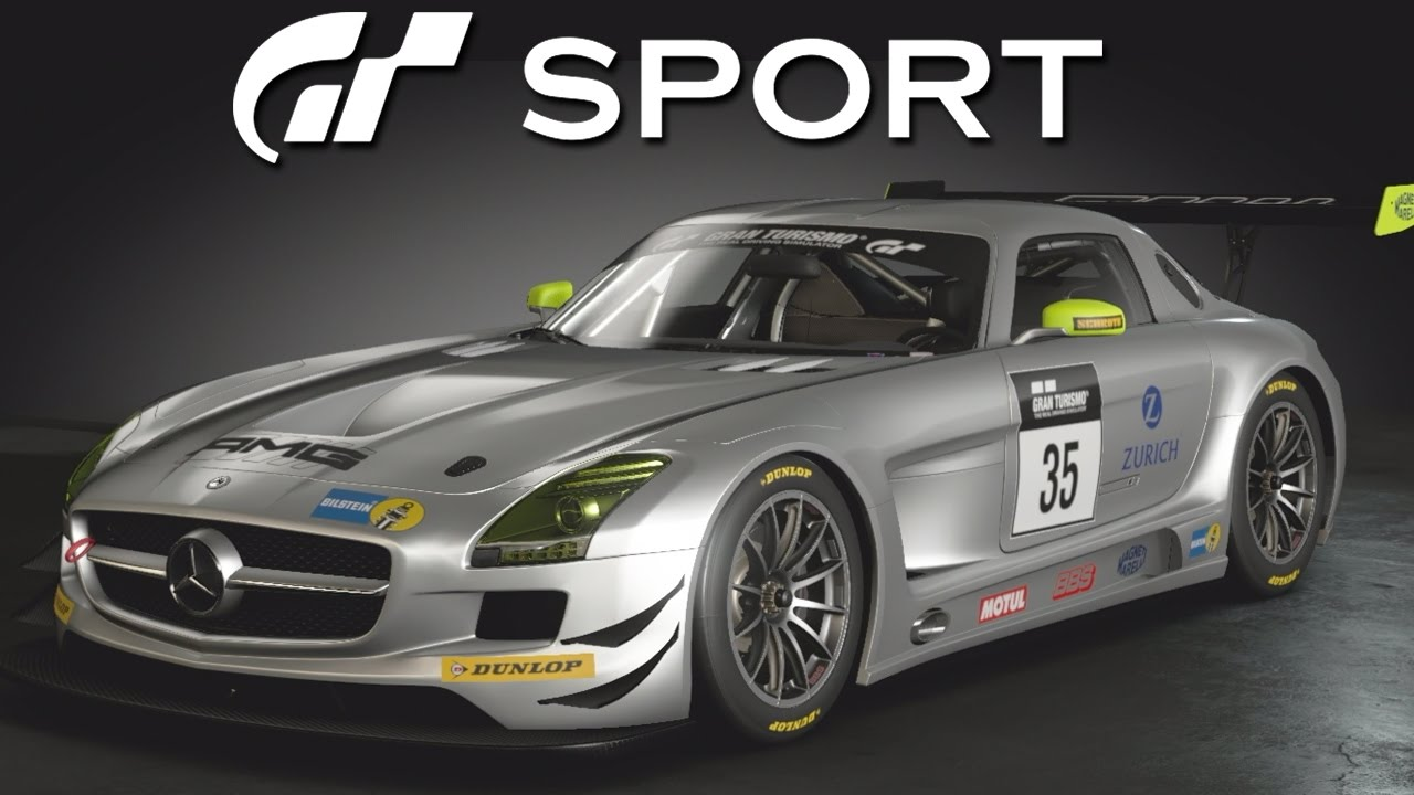 gran turismo sport closed beta mercedes sls amg gt3 2011 willow springs 1080p 60fps youtube. Black Bedroom Furniture Sets. Home Design Ideas
