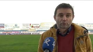 Julio Cobos en previa Villanovense-Cádiz (12-02-16)