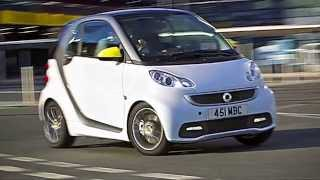 Smart fortwo BoConcept Edition 2014 Videos