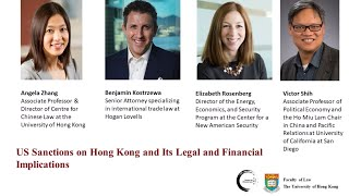 US Sanctions on Hong Kong and Its Legal and Financial Implications