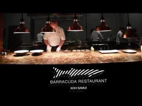Restaurants to Dine At In Samui? Barracuda is the best restaurant on the island.
