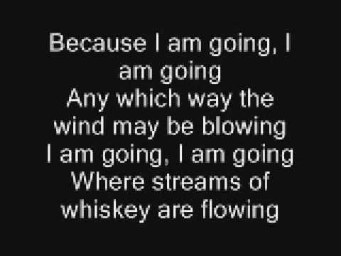 The Pogues - Streams of Whiskey Lyrics