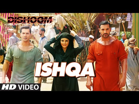Ishqa Song Lyrics From Dishoom