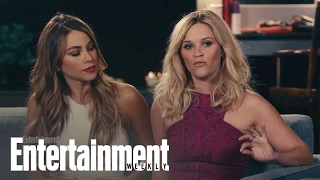 Sofia Vergara & Reese Witherspoon On Comedic Chemistry & Female-Driven Films | Entertainment Weekly thumbnail