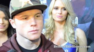 "Canelo Alvarez: ""Too many fighters don"