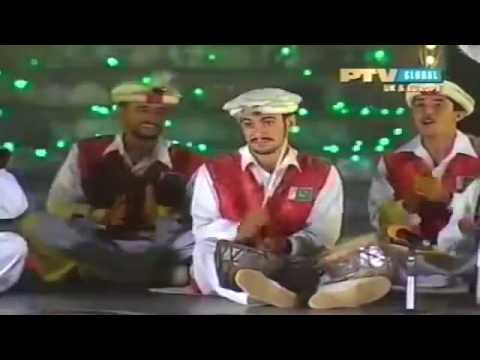 Pakistan day Peshawar   Frontier Corps traditional dance