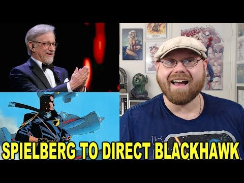 Steven Spielberg set to Direct Blackhawk!!!