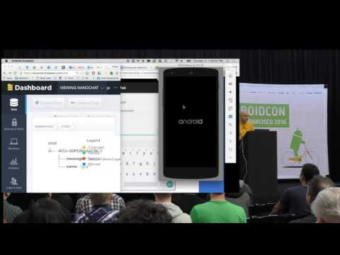 Building an Android app with Google