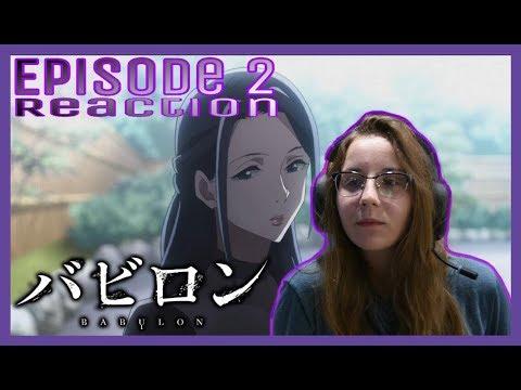 Babylon - Episode 2 Reaction