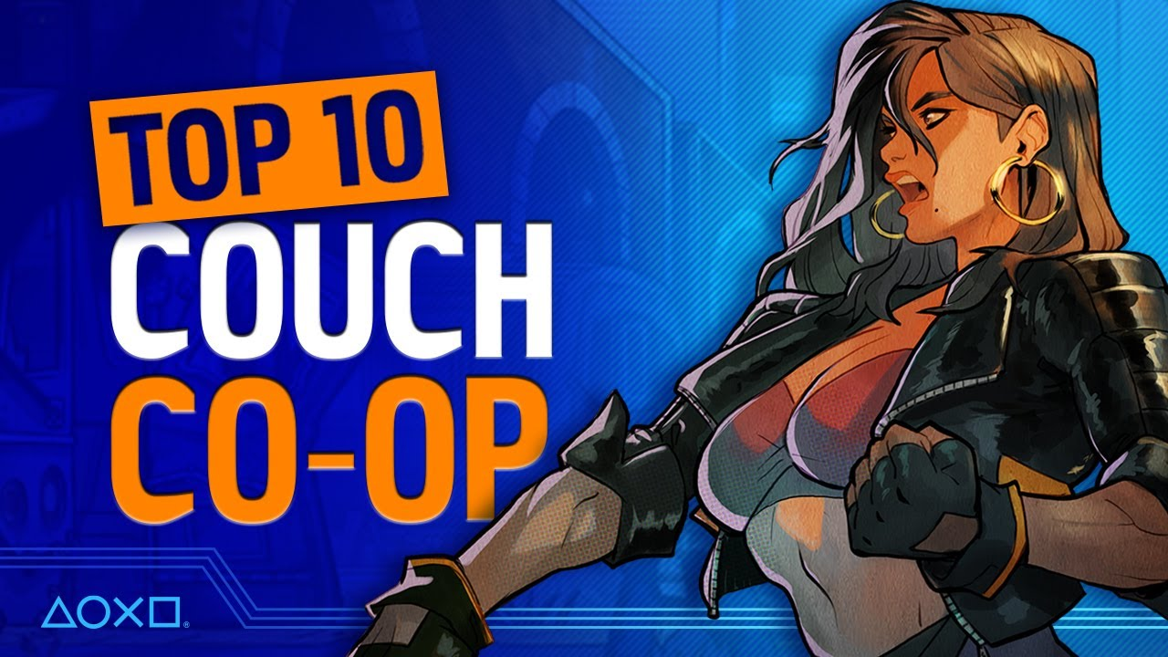 Top 10 Best Couch Co-Op Games on PS4