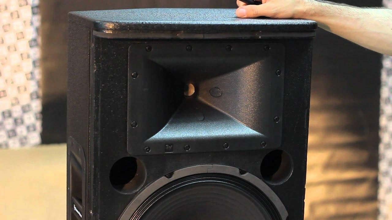 Акустическая система Electro-Voice ELX115 / ELX115P (UnPack Video .