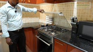 Ramya Modular Kitchen Customer Reviews  Mr. Velmurugan A Padur,