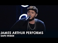 James Arthur Performs...