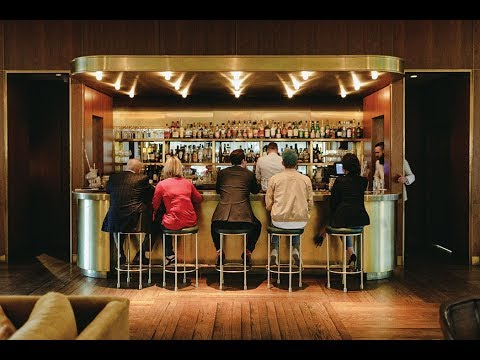 2018 Imbibe 75: The Living Room Bar at the Dewberry Hotel - YouTube