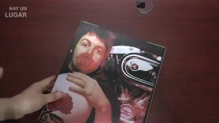 Baixar Unboxing Red Rose Speedway - Deluxe Edition #PaulMcCartney Archive Collection